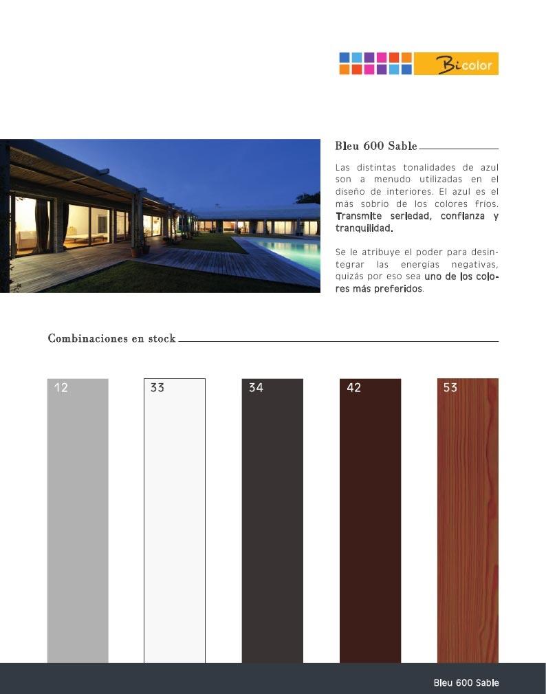Colores de aluminio para ventanas diferentes colores de for Colores de perfiles de aluminio