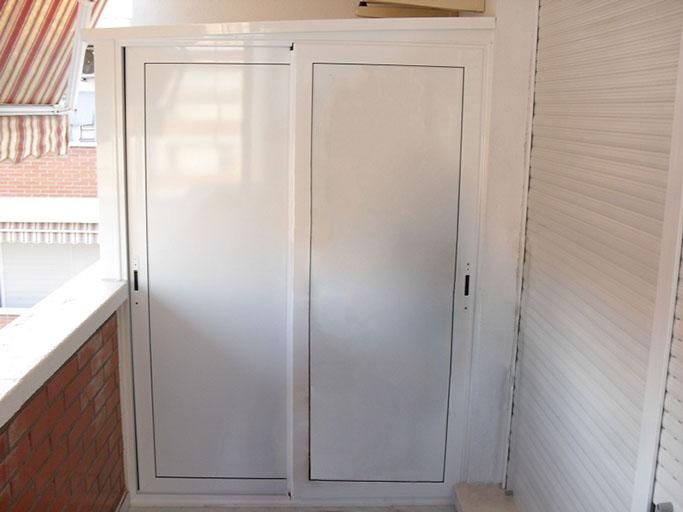 armarios de aluminio para exterior precios materiales de