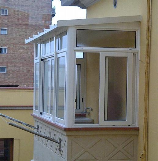Aluminios garcilaso productos cerramientos de aluminio - Cerramientos de patios exteriores ...