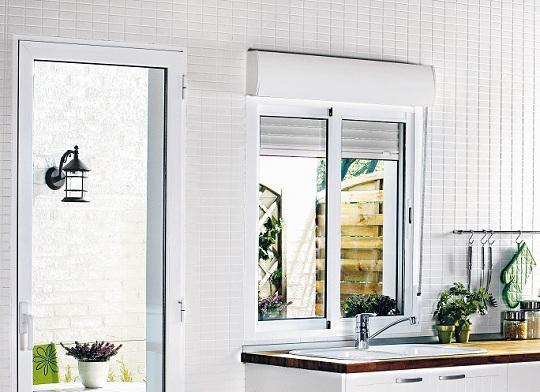 Aluminios garcilaso informaci n c mo elegir la ventana - Precio de una persiana ...
