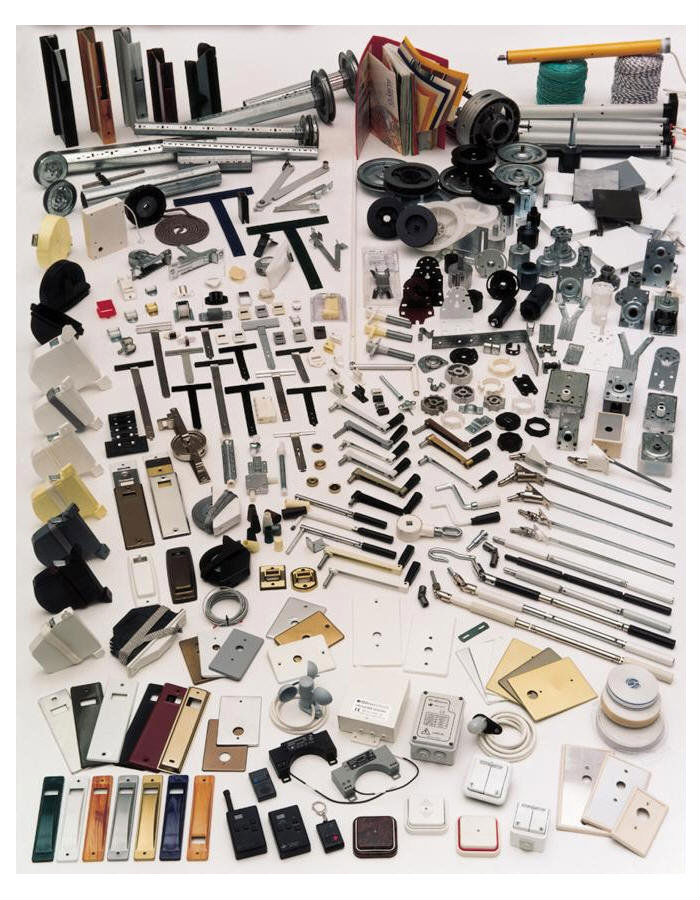 Aluminios garcilaso productos accesorios de persiana for Accesorios para toldos enrollables