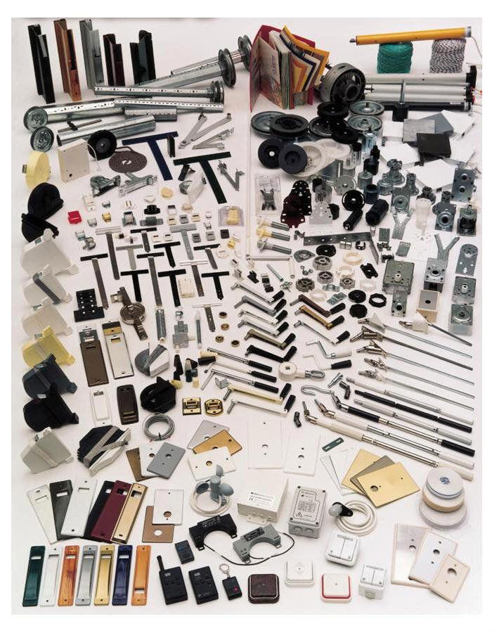 Aluminios garcilaso productos accesorios de persiana for Accesorios de toldos
