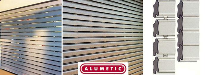 Aluminios garcilaso productos persianas especiales de - Lamas persianas aluminio ...