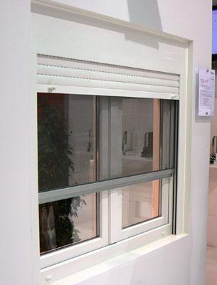 Aluminios garcilaso productos persianas con caj n for Ventanas de aluminio con persiana baratas