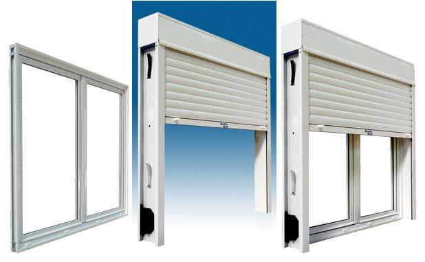 Aluminios garcilaso informaci n persianas compacto - Colocar persiana enrollable ...