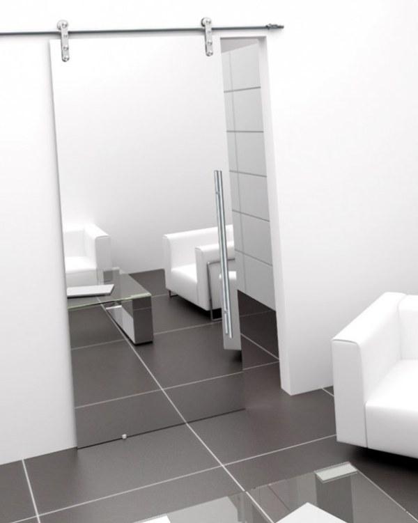 Aluminios garcilaso productos puertas correderas for Espejo para pegar en puerta