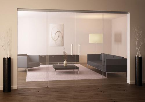 Aluminios garcilaso productos puertas correderas - Puertas correderas para separar ambientes ...