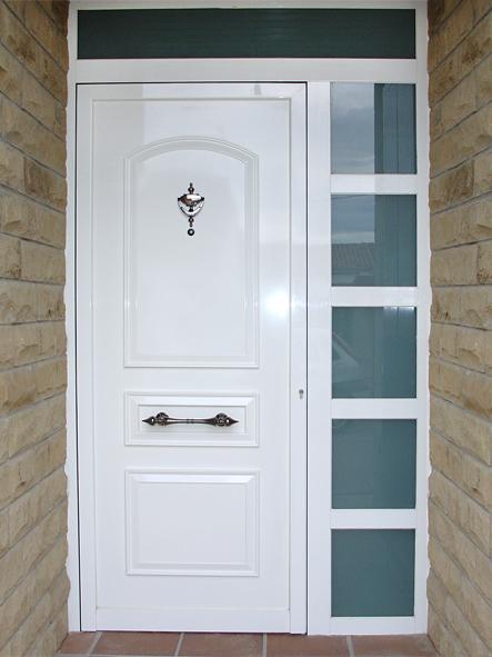 Aluminios garcilaso productos puertas de entrada de for Puerta entrada vivienda