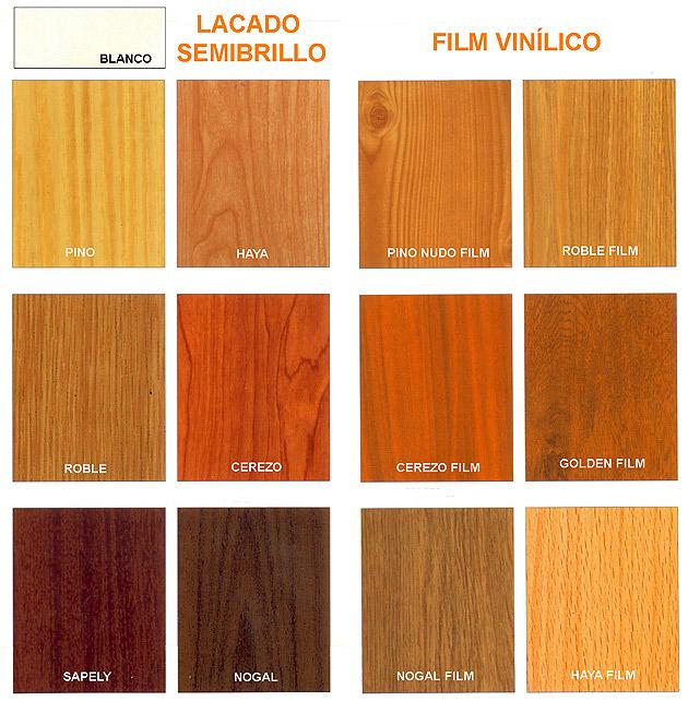 Aluminios garcilaso productos puertas plegables de pvc - Colores para puertas de madera ...