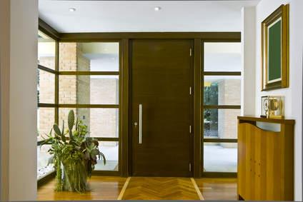 Aluminios garcilaso productos paneles decorativos para for Paneles de aluminio para puertas