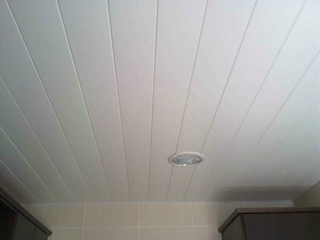 Aluminios garcilaso productos techos de aluminio - Falsos techos para banos ...