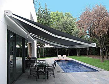 Aluminios garcilaso productos toldos para terrazas for Toldos para terrazas pequenas