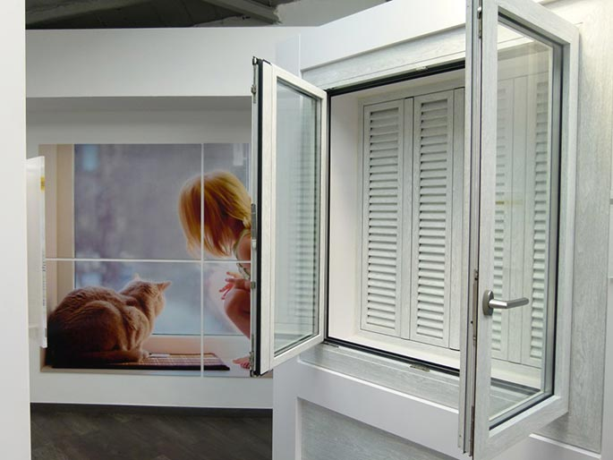 Aluminios garcilaso productos ventana de aluminio - Ventanas aislamiento acustico ...